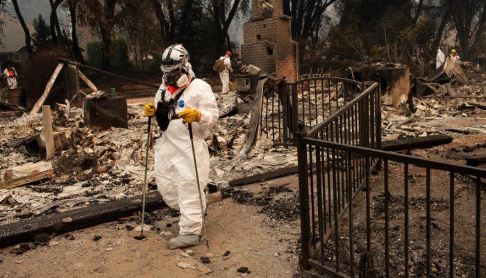Власти Калифорнии: самый разрушительный в истории штата пожар локализован