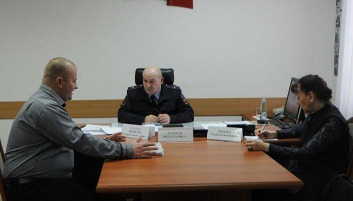 47 жителей Алтайского края пришли с жалобами к главному полицейскому региона