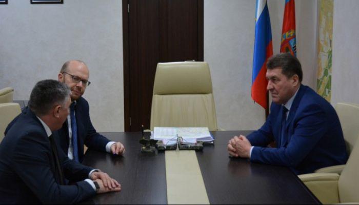 Глава СГК: изношенные теплосети Барнаула заменят