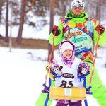 Фонд актера Белоголовцева поставит на лыжи особенных детей Барнаула