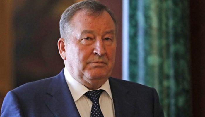 За что Александру Карлину вручили Орден Александра Невского?