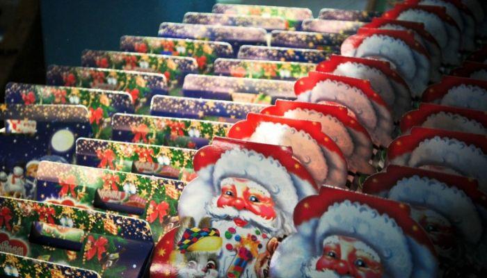 Как выбрать хороший сладкий подарок к Новому году?