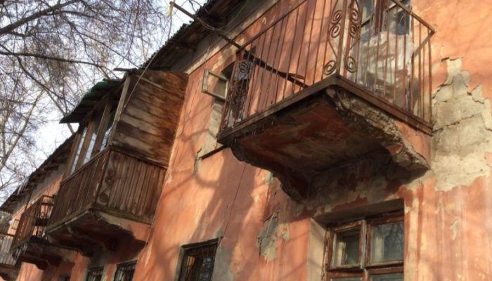 422 млн рублей выделено на 2019 год для расселения аварийных домов на Алтае