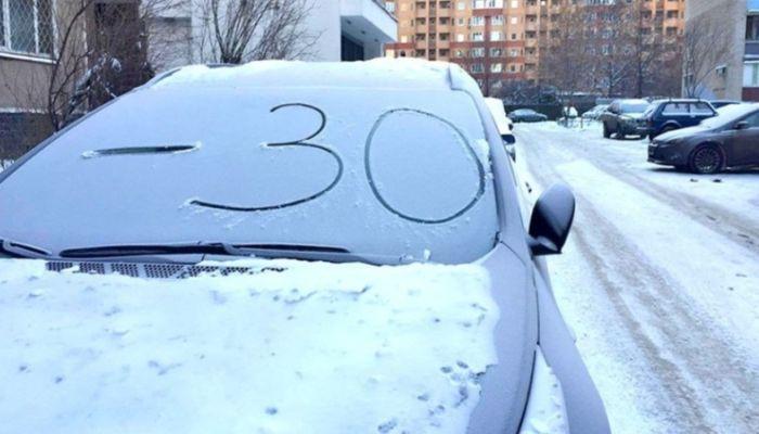 Морозы не отступают: до -29 в Алтайском крае 27 декабря