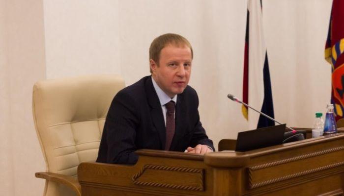Виктор Томенко возглавил рабочую группу госсовета РФ по сельхознаправлению