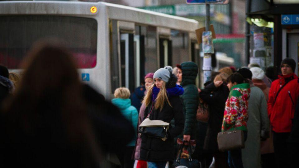 Проезд в общественном транспорте подорожал в Барнауле с 1 января