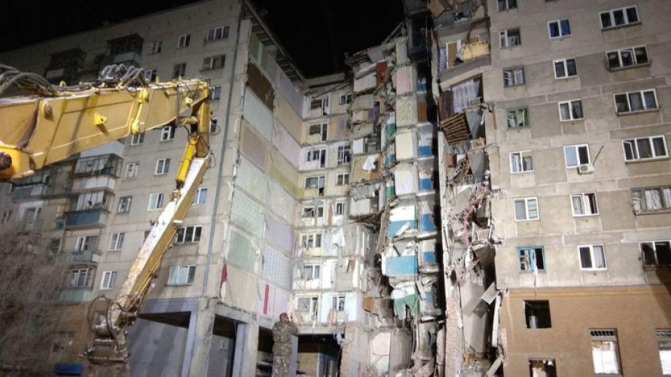 147 млн рублей выделят жителям обрушившегося дома в Магнитогорске