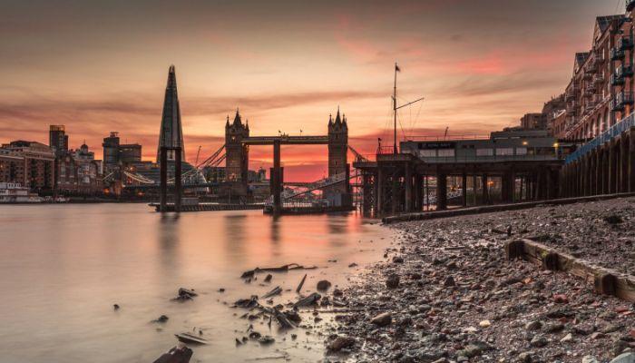 Повышенную концентрацию кокаина обнаружили в водах Темзы