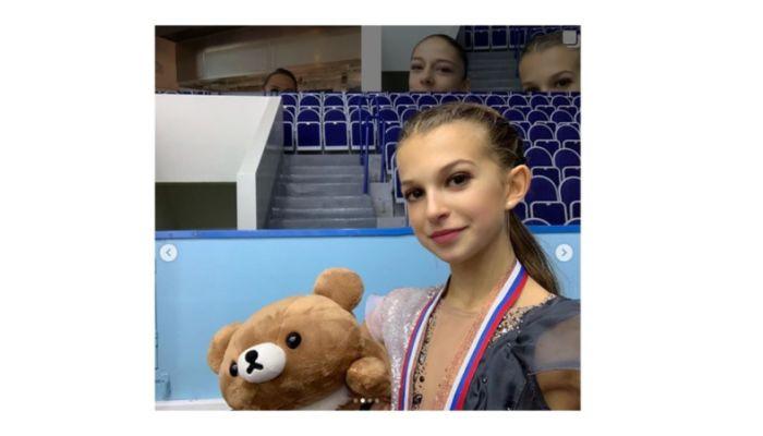 Я сказала глупость: фигуристка Шаботова прокомментировала свои слова о допинге