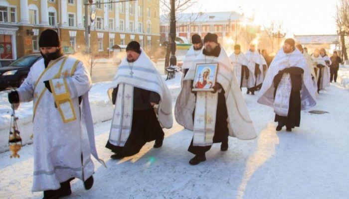 Крестный ход пройдет 25 января в Барнауле в Татьянин день