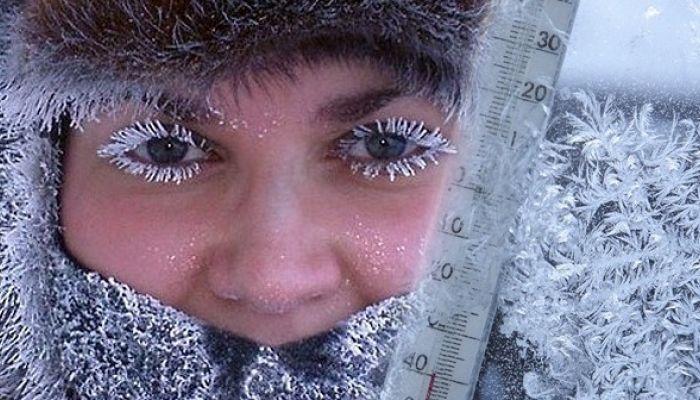 Февраль начнется с 40-градусных морозов в Алтайском крае