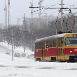 Общественный транспорт изменил маршруты из-за прорыва воды в Барнауле