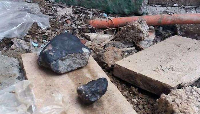 Эксперты считают, что на Кубу упали два метеорита