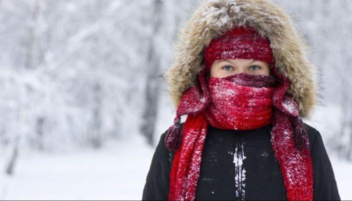 Штормовое предупреждение продлено на Алтае из-за морозов