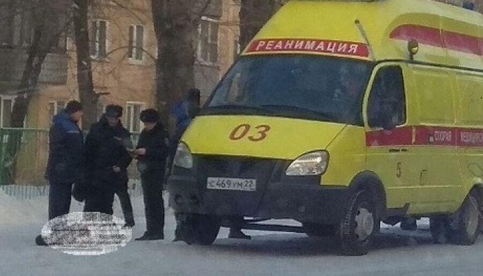 Рубцовчанка умерла на улице города 14 февраля