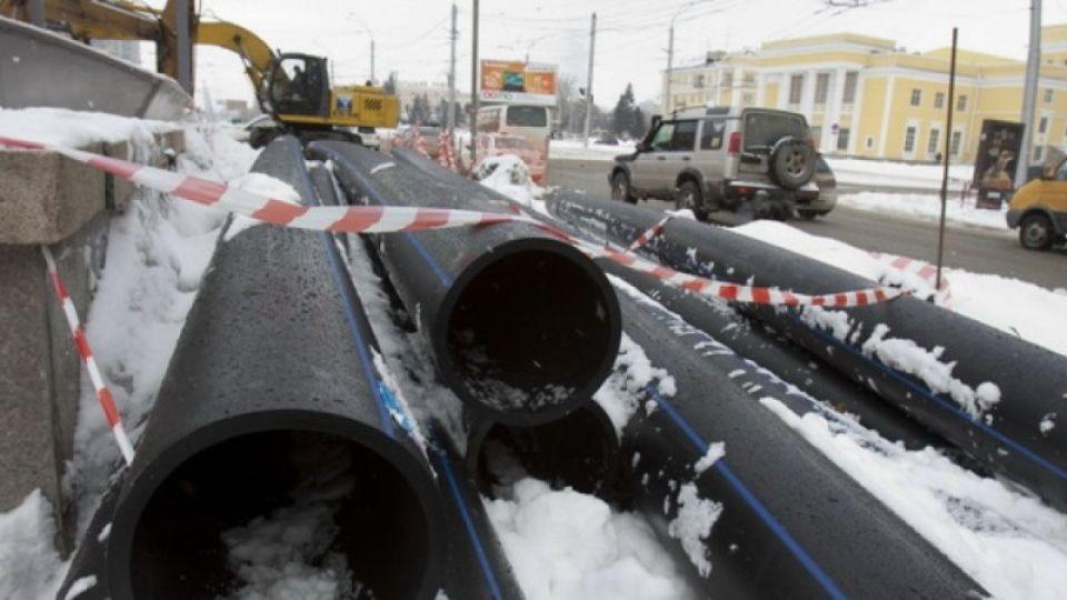 Масштабная реконструкция водопроводных сетей пройдет в Барнауле