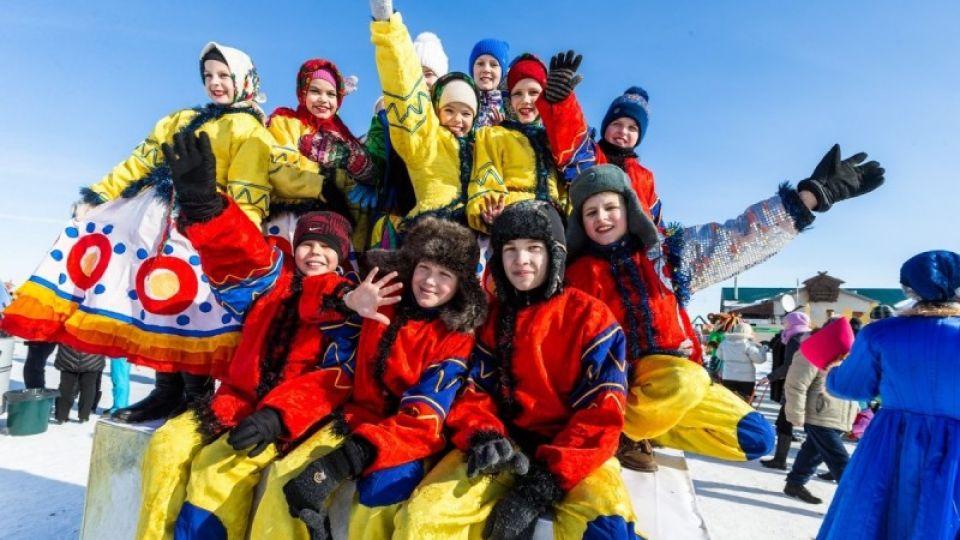 """Какие развлечения для детей будут на """"Сибирской Масленице – 2019"""""""