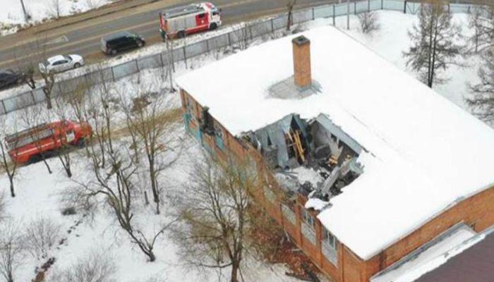 Дело о халатности возбуждено после обрушения кровли в школе Подмосковья