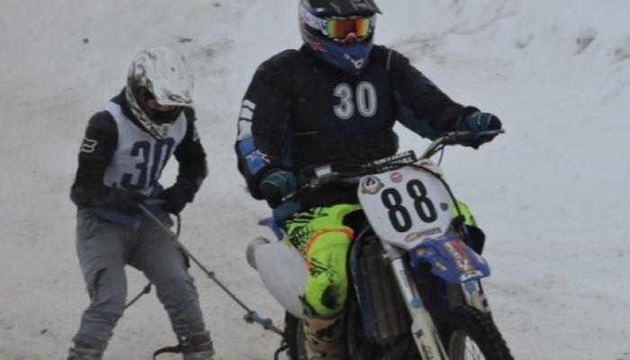 Мотогонки пройдут в Алтайском крае 23 февраля