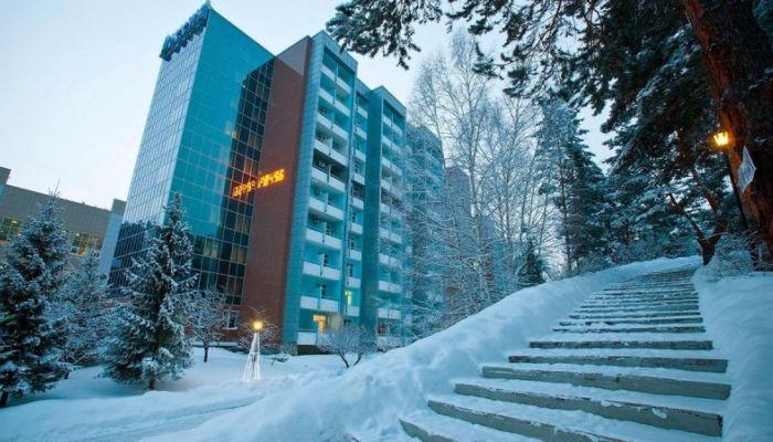 Алтайский санаторий стал лучшим медицинским отелем в России