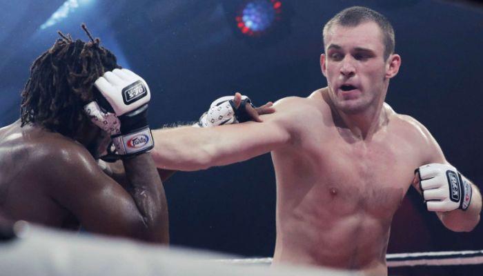 Умер российский боец MMA Аркадий Лисин