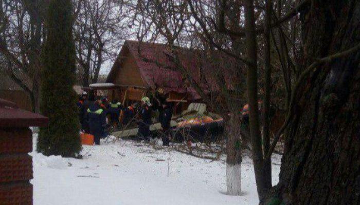 СМИ: два человека погибли при крушении самолета в Подмосковье