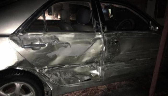 Бийчанин насмерть сбил девушку, врезался в два авто и сбежал