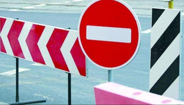 Движение временно ограничат в Барнауле на двух улицах