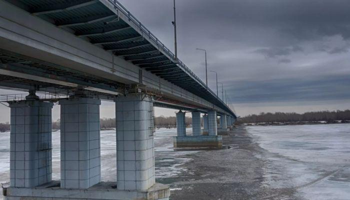 Соцсети: труп человека обнаружен под Новым мостом в Барнауле