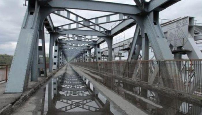 Старый мост в Барнауле частично перекроют 13 марта