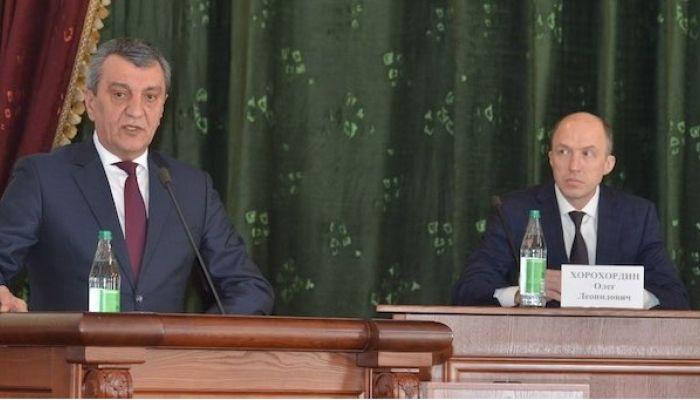 Врио главы Республики Алтай Хорохордин представлен правительству региона