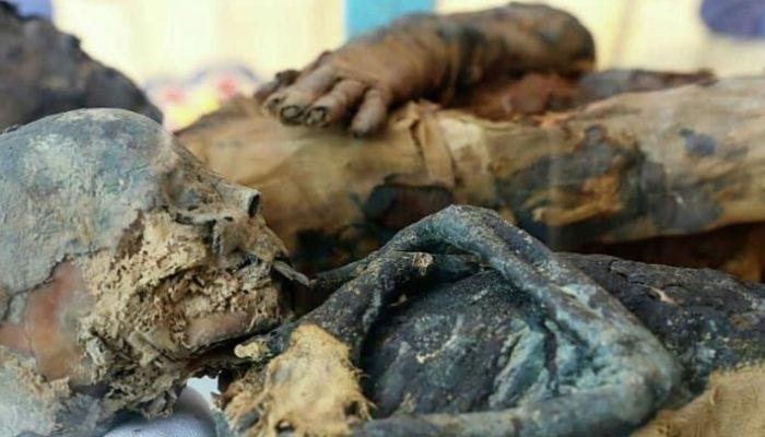 В Египте нашли гробницу супружеской пары эпохи Птолемеев