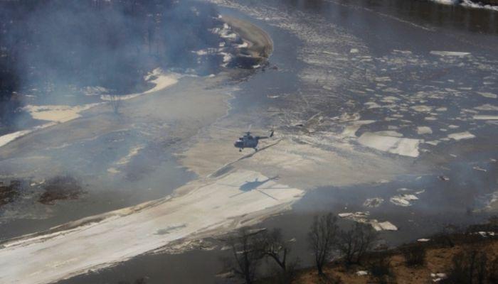 Вскрытие рек в Алтайском крае ожидается раньше срока