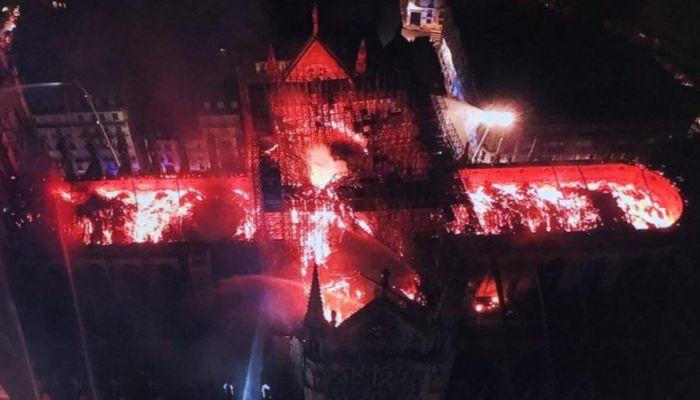 Миллиардер пожертвует €100 млн на восстановление собора Парижской Богоматери