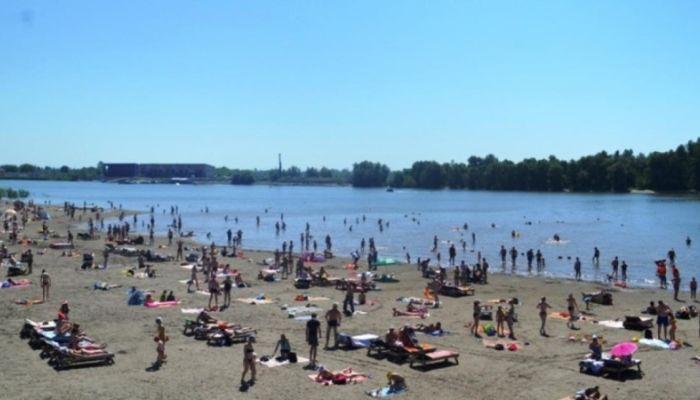 Барнаульский пляж благоустроят к новому сезону почти за миллион рублей