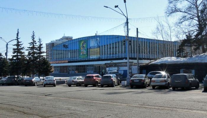 В Барнауле 24 апреля перекроют движение на площади Сахарова