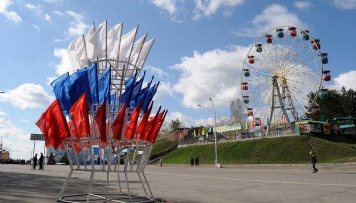 Где будет перекрыто движение на дорогах в Барнауле с 6 мая
