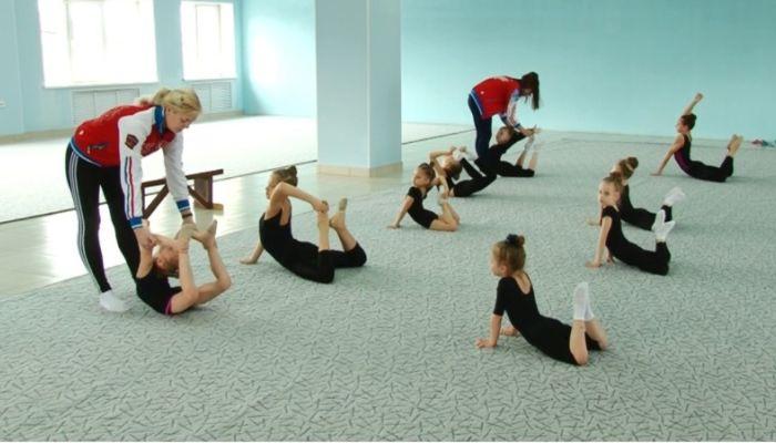 SOS: новоалтайским гимнасткам негде тренироваться