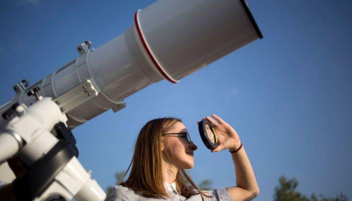 В барнаульском парке установят телескоп для наблюдений за солнцем