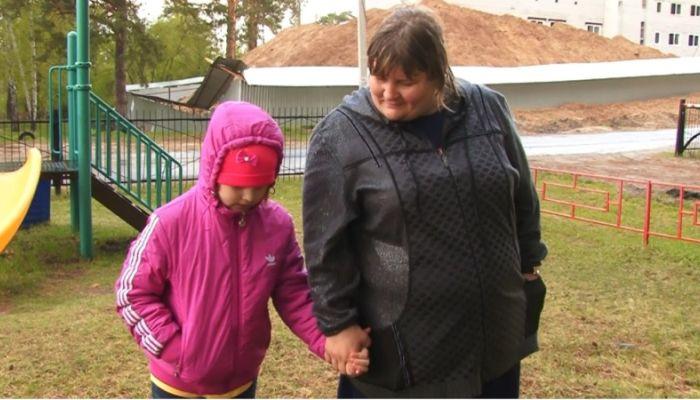 Как жительница Алтайского края отстаивает права дочери-инвалида