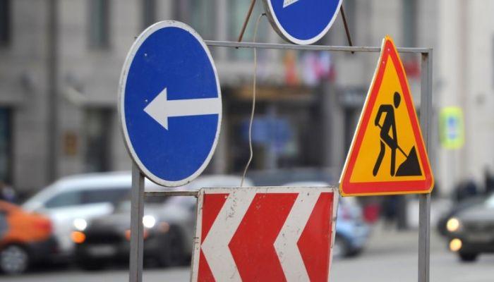 Где будет перекрыто движение транспорта в Барнауле с 17 мая