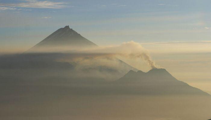 Японский альпинист погиб на камчатском вулкане Камень