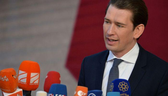 Канцлер Австрии предложил провести новые парламентские выборы