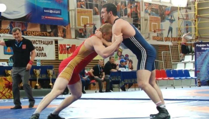 Как прошел в Барнауле чемпионат по греко-римской борьбе
