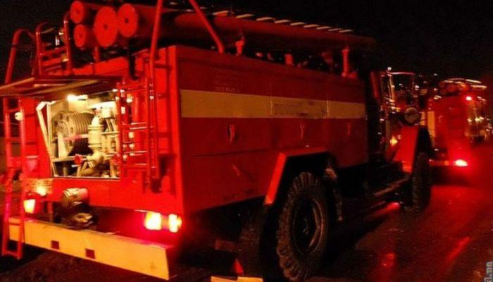 В МЧС объяснили пожарные машины вечером 22 мая возле кардиоцентра в Барнауле