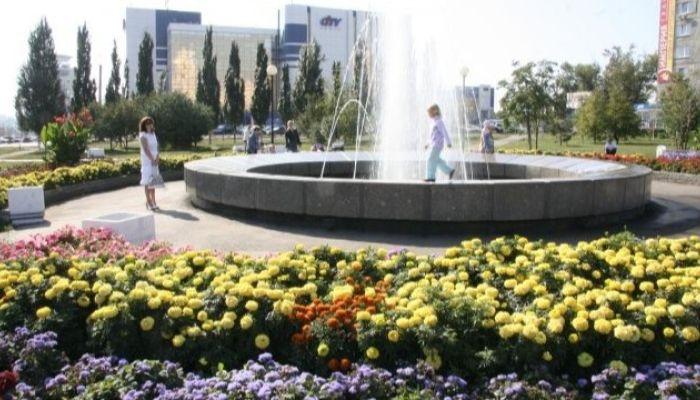 500 тысяч цветов украсят Барнаул