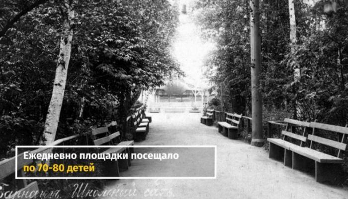 Барнаульский хронограф: визит Альфреда Брема и советские детские площадки