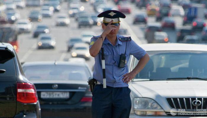 ГИБДД пересмотрит правила дорожного движения