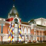 Алтайский театр кукол Сказка украсят часы за полмиллиона рублей