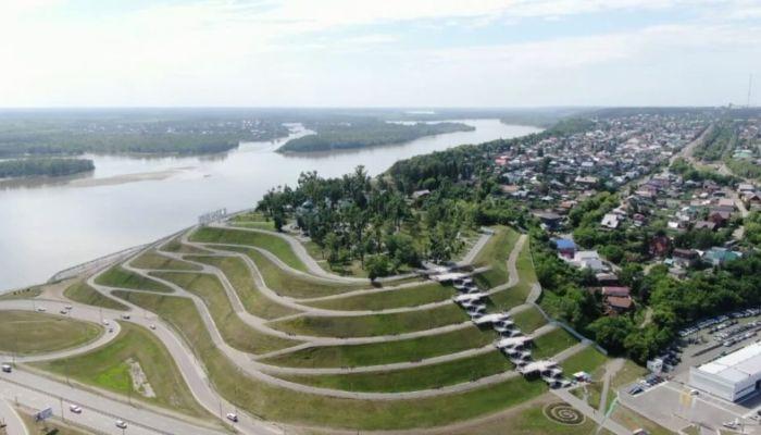 Элитный квартал может появиться возле Нагорного парка в Барнауле